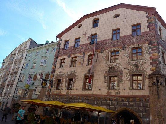 Hotel Maximilian: Innsbruck Old Town, near hotel