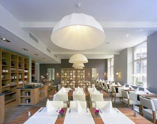 Hotel Merici: Restaurant