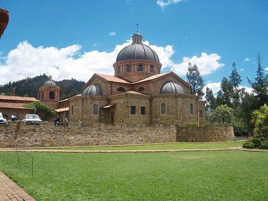 San Luis, Pérou: Catedral de Pomallucay, Fitzcarrald, Ancash, Perú