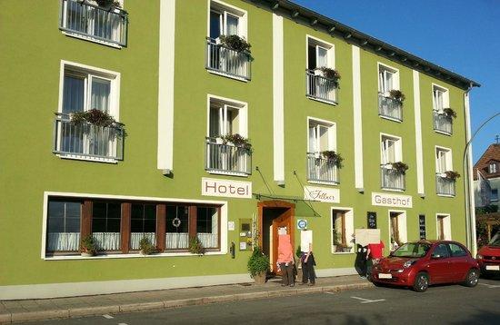 Hotel Gasthof Fellner: Frontansicht