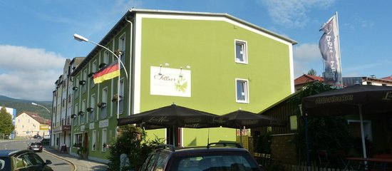 Hotel Gasthof Fellner: von der Seite