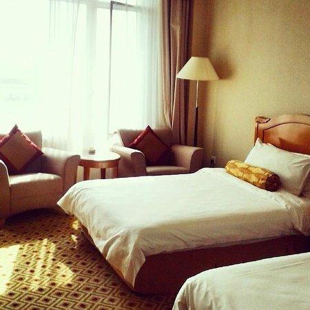 Beijing Hotel: 7201 номер на 7м этаже