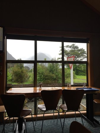 Blue Duck Cafe & Bar: View