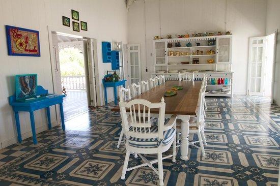 Hotel & Resort Agua Azul: Comedor principal