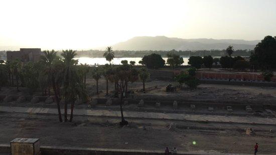 Nefertiti Hotel: templo de luxor y valle de los reyes