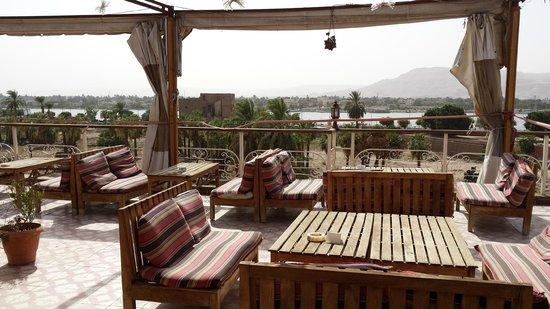 Nefertiti Hotel: espectactular