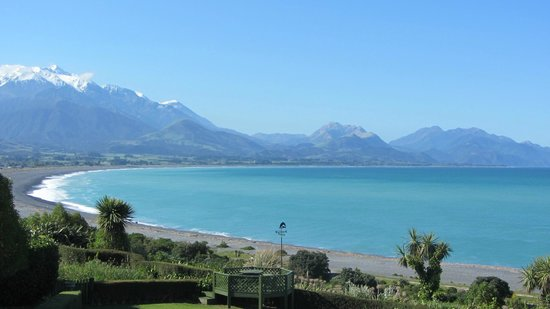 Bendamere House Bed and Breakfast: Kaikoura