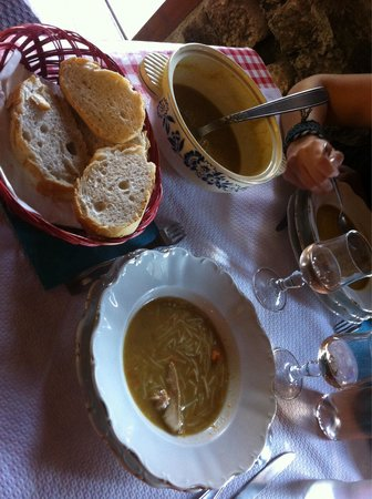 Restaurant Saint Bertrand De Comminges Chez Simone