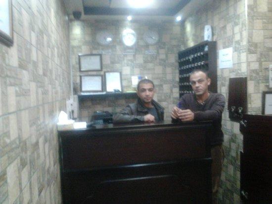 Kahramana Hotel : Hotel Staff