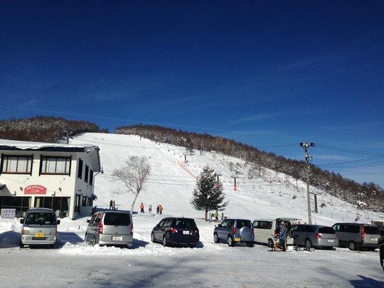 Yunomaru Ski Area: 湯の丸高原スキー場
