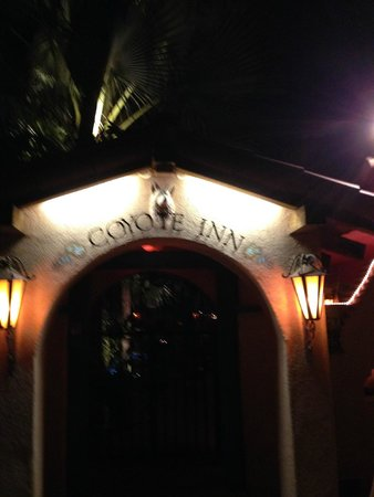 The Coyote Inn: Enter here and you will never want to come back out :)