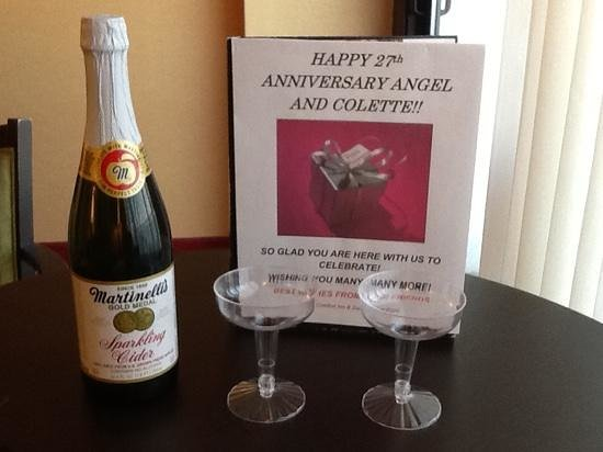 Comfort Inn & Suites Oceanfront: We felt Blessed!