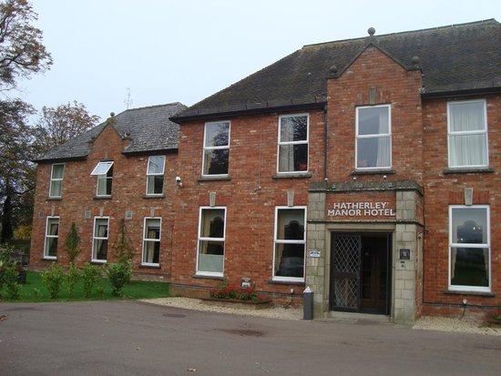 Hatherley Manor : Entrance