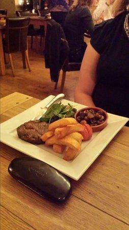 The Well: Beautiful steak