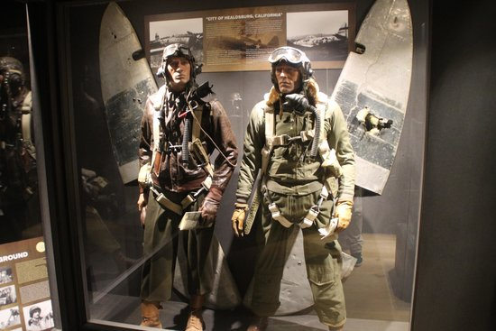 December 44 Historical Museum : vues du musée