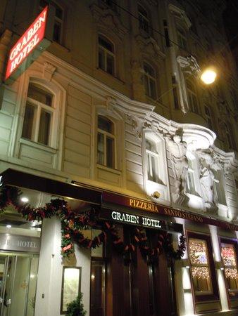 Graben Hotel: レトロで美しいホテルでした