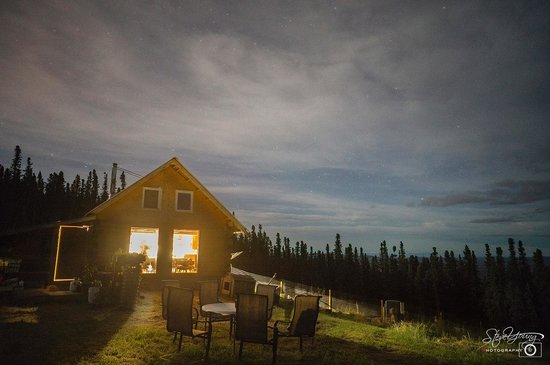 Sirius Sled Dogs & Aurora Tours : The Cabin on Murphy Dome