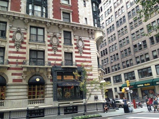 Millesime Restaurant New York Ny