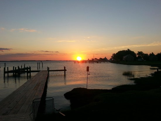 Harrison's Chesapeake House: Sunrise
