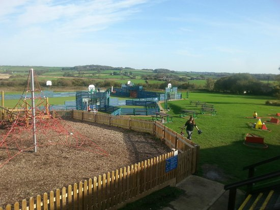 Photo taken on the 31.10.14 - Thorness Bay Holiday Park ...