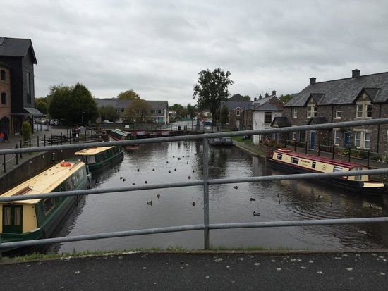 Brecon Basin Canals