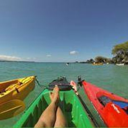 Kohala Kayak Club: Relaxing in Puako