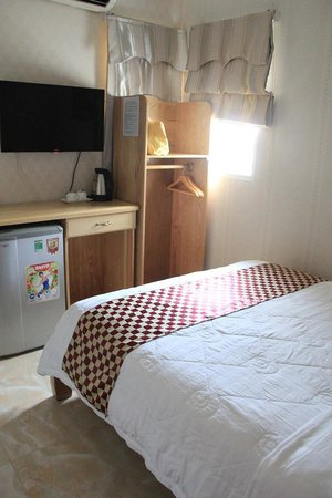 Luan Vu Hotel: Single bed room on 5th floor : #503
