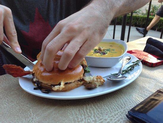 Granville: Burger