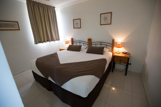 at Whitsunday Vista Resort: The Bedroom