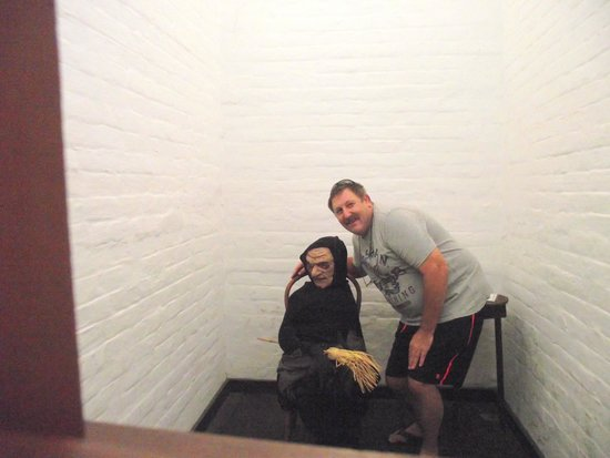 "The Albany Convict Gaol & Museum : "" So this is where you have been mum for all those years """