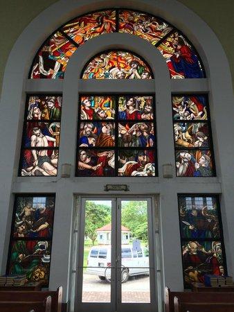 聖母マリア大聖堂, 内部