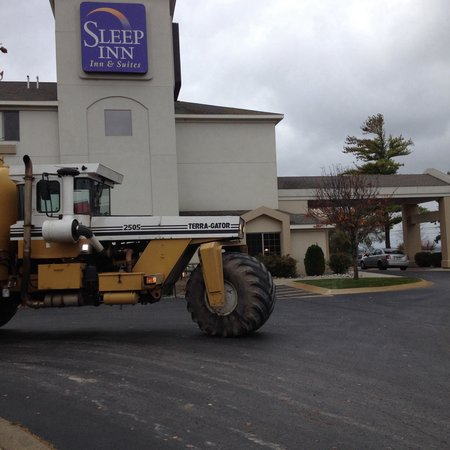 Sleep Inn & Suites Acme - Traverse City : Great place for workers and vacationers!