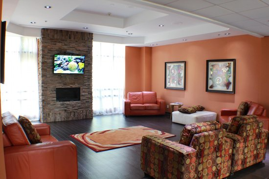 Emerald Crown Hotel: Lobby Lounge