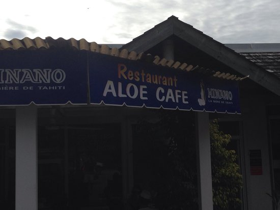 Aloe Cafe : Don't come here