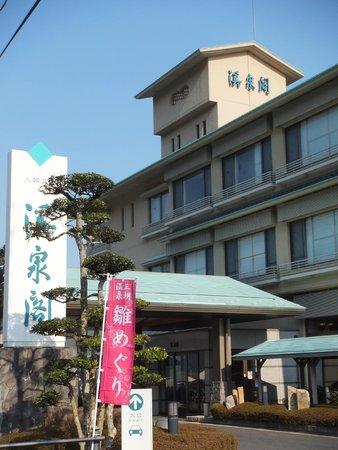 Keisenkaku: 渓泉閣さん外観