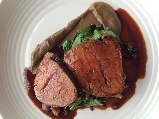 Oak Room Eleven: My Main - Beef Fillet