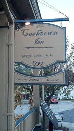 Cashtown Inn : Inn Sign