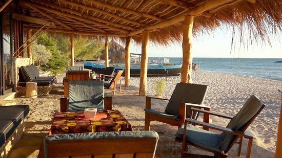Hotel Safari Vezo Vue Du Bar