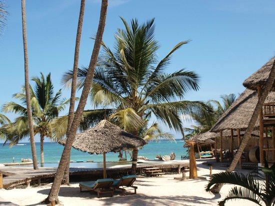 Waterlovers Beach Resort : Die Anlage lädt zum Entspannen ein