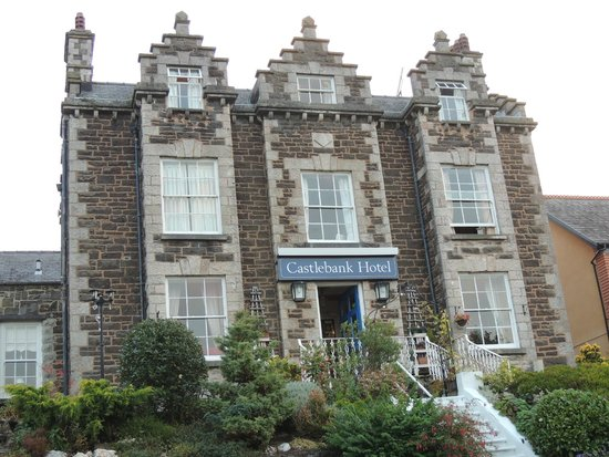 Castlebank Hotel: Front of Hotel