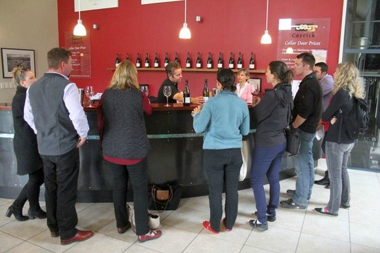 Appellation Central Wine Tours: Carrick