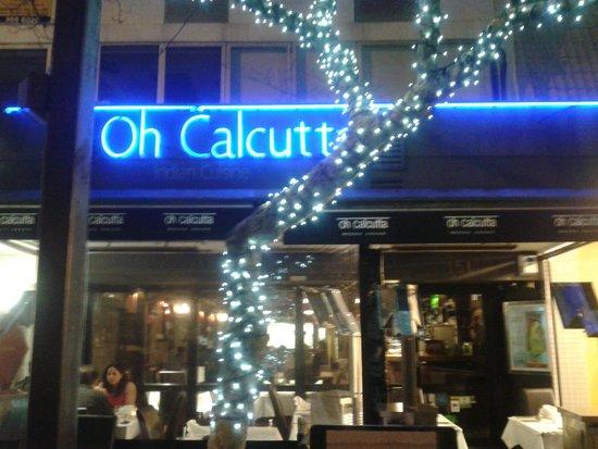 Oh Calcutta Indian Cuisine & Tandoor: Front View