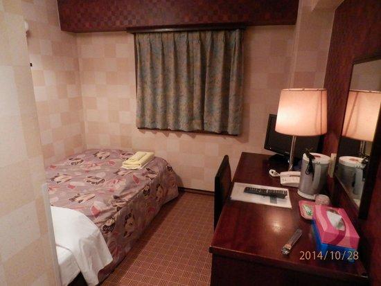 Hotel Park Sendai 1