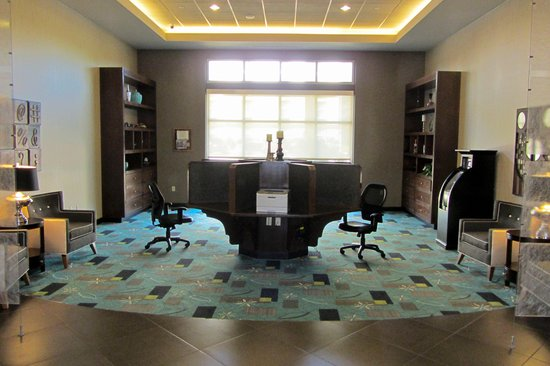 Drury Plaza Hotel San Antonio North Stone Oak : Business Center