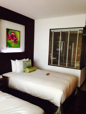 The Cocoon Boutique Hotel: Deluxe room