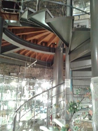 Dudson Museum: Awesome Stairs