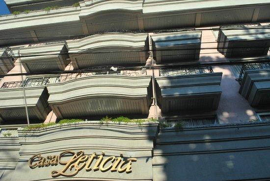 Casa Leticia Boutique Hotel: The hotel