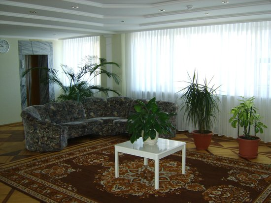 Dnipro Hotel Complex : Seating area