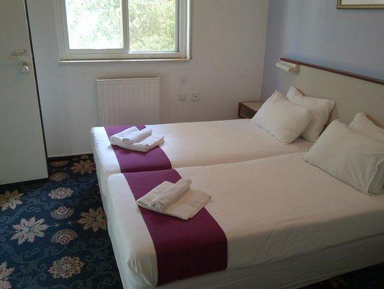Eden Jerusalem Hotel: Habitación