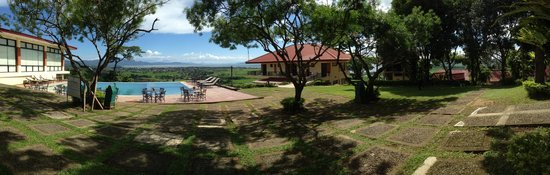 Punta de Fabian: View
